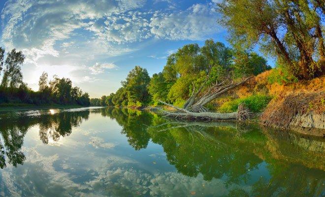 Dunărea- de la Pădurea Neagră, la Marea Neagră