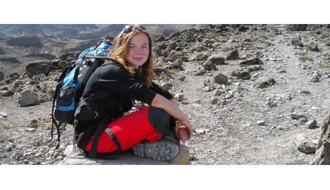 EXCLUSIV! Interviu cu Crina Coco Popescu: Prima ascensiune pe Mt. Sidley va rămâne legată de România