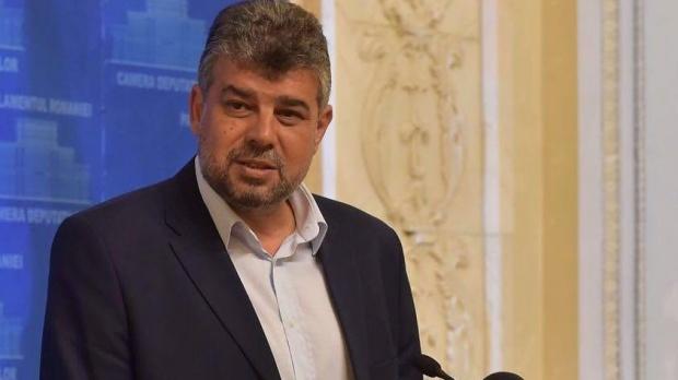 "Marcel Ciolacu: ""E neconstitutional sa vii cu legi de asumare cand exista legi in dezbatere parlamentara"""