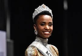 Miss Univers 2019 vine din Africa de Sud