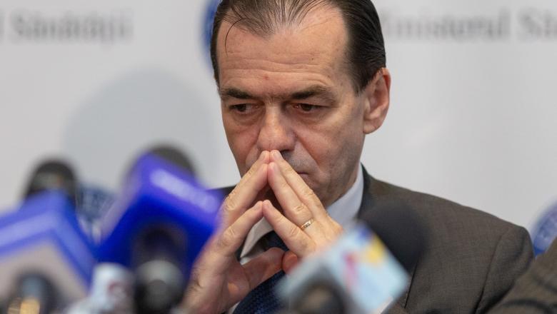 "Ludovic Orban: ""In cazul in care voi convoca sedinta de Guvern, vineri vom avea cel mai probabil o prima lectura a bugetului"""