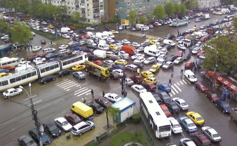A fost depasita limita poluarii in Bucuresti