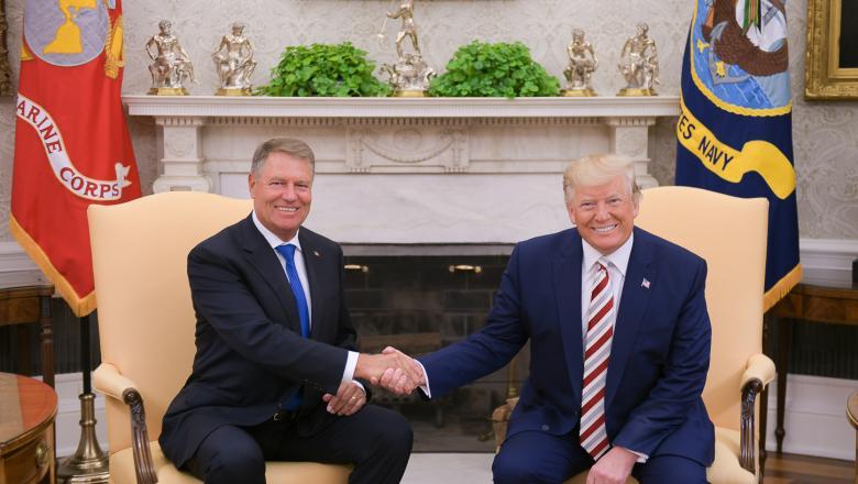 Donald Trump va veni in Romania. Klaus Iohannis a anuntat cand