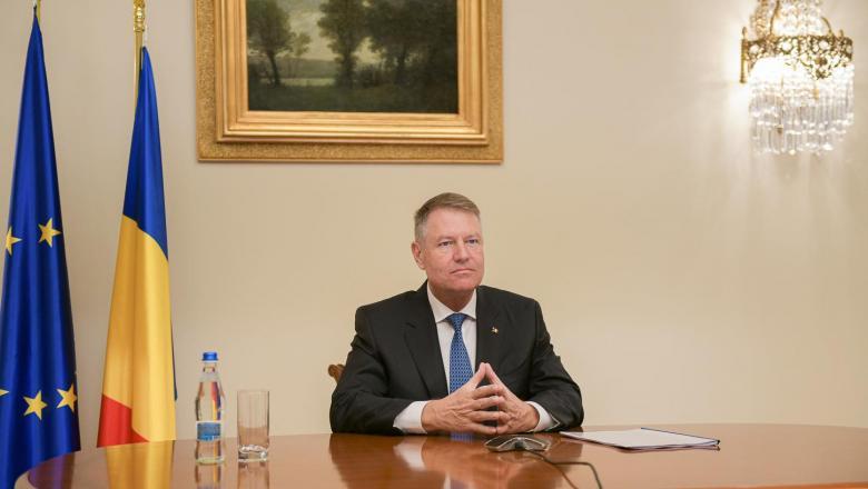 "Klaus Iohannis: ""Societatea romaneasca are nevoie de proba solidaritatii si responsabilitatii fiecarui cetatean, indiferent de etnie"""