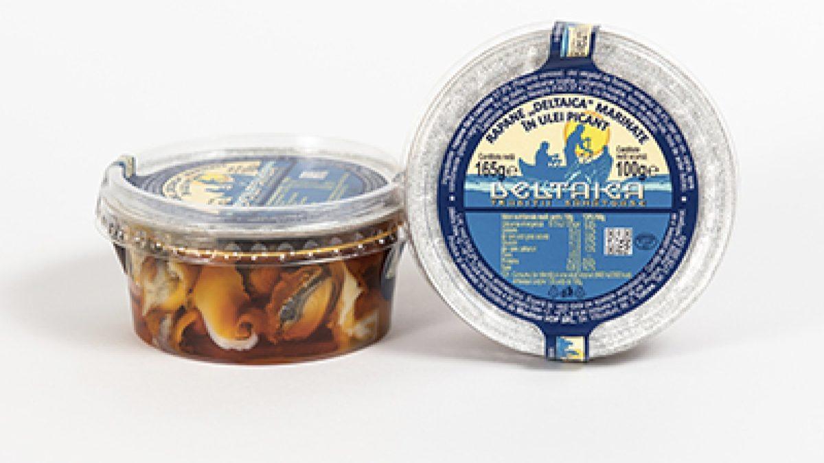 Rapane sau melci din Marea Neagra: un deliciu pentru iubitorii fructelor de mare