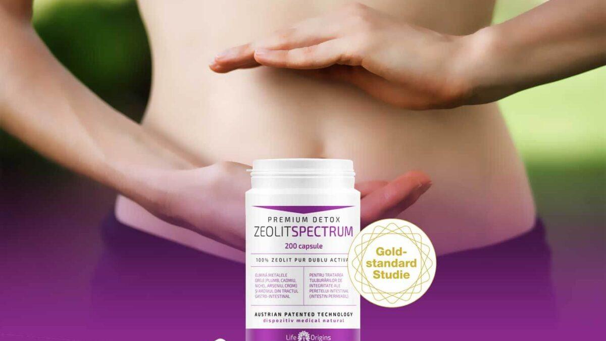 Zeolitul – mineralul natural cu efecte impresionante pentru organism